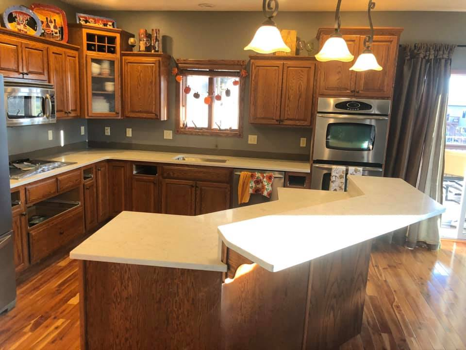 counter top installation brookings sd